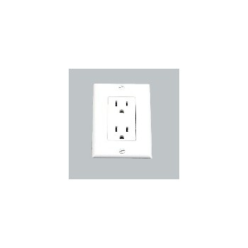 Dec Outlet Plate
