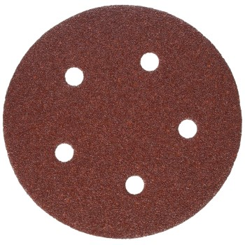 Porter Cable 735500625 Hook & Loop Sanding Discs, 60 Grit  ~ 5""