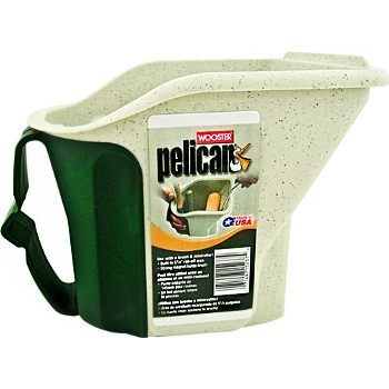 Wooster  0086190000 Pelican Hand-Held Pail ~ One Quart Capacity