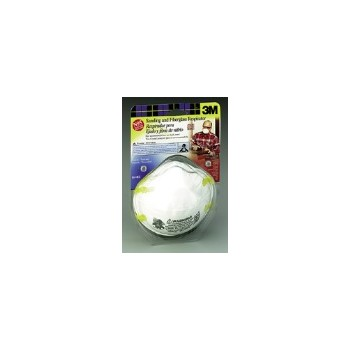 3M 05111108654 Respirator Mask - Lung - 2 per Pack  05111108654