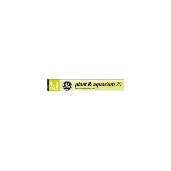 GE 49891 Plant & Aquarium Lamp Bulb, 20 watt
