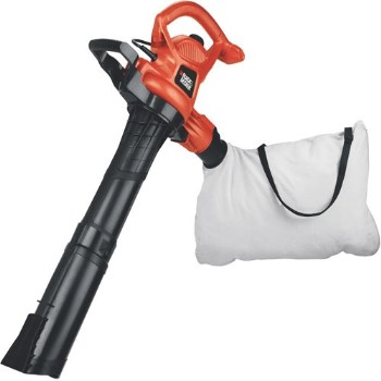 Black & Decker/outdoor Bv3600 12amp Blower Vac