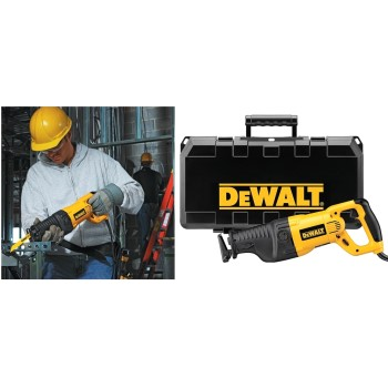 Heavy Duty Reciprocating Saw Kit