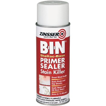 B-I-N Primer Sealer ~ 13oz Spray