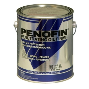 Penofin F5ECHGA Blue Label Penetrating Oil, Gallon ~ Chestnut