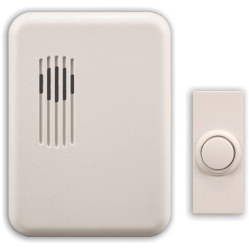Heath/Zenith SL-6151-B Waverly Wireless Door Chime