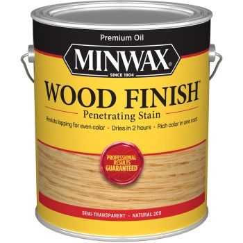 Wood Finish, Natural ~ Gallon