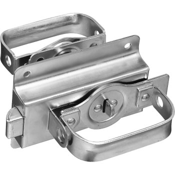 Swinging Door Latch ~ Zinc Plated