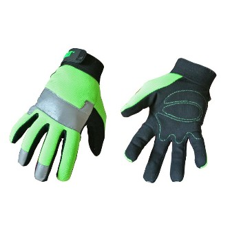 Caterpillar CAT012214L Lg High Vis Glove