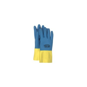 Latex Gloves - Lined - Large
