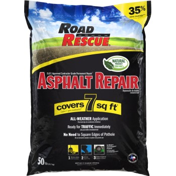 Asphalt Patch, 7 square feet