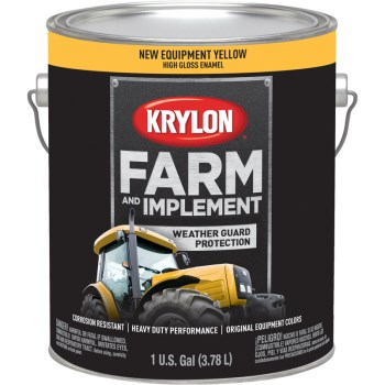 Krylon K01974000 1974 1g New Equipment Yellow