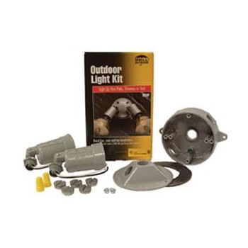 Rnd 2 Nickel Light Kit