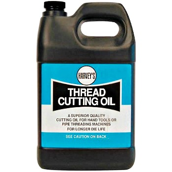 Thread Cutting Oil, Dark ~ Quart