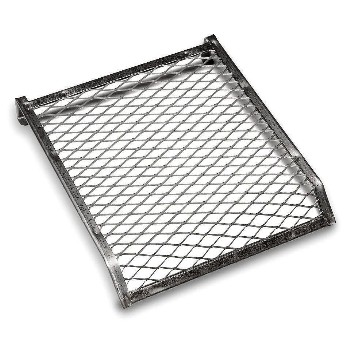 "Deluxe 5 Gallon Grid,  Galvanized ~ 10"" W x 11.5"" L"