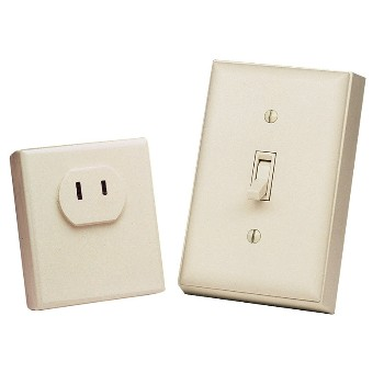 Switch Outlet (Ivory)
