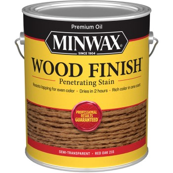 Minwax 71040 Wood Finish ~ Red Oak,  Gallon