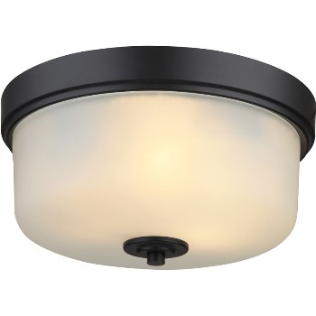 Lexington Ceiling Fixture, 3 Light ~ Oil Rubbed Bronze