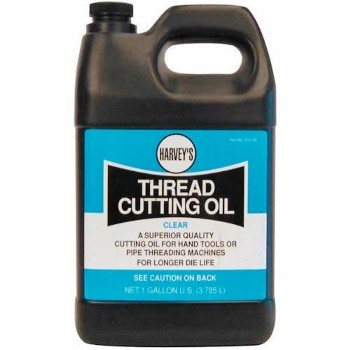 Thread Cut Oil,  Clear ~ Gallon