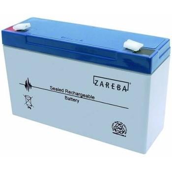 Buy The Woodstream Sb1 Zareba Sb1r 6 Volt Battery For Sp10