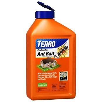 Terro/Sweeney 2600 Terro Perimeter Ant Bait Plus ~ 2 Lb Container