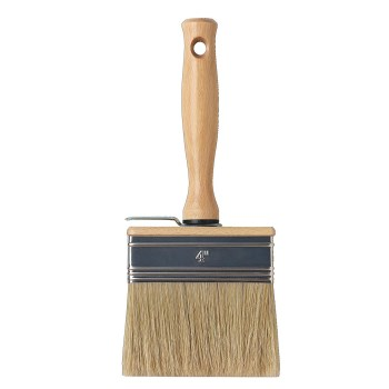 Buy the psb purdy 501480600 4in stainer brush hardware for Best paint brush brands