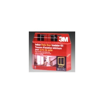 Door Insulation Kit - Patio Door - Indoors