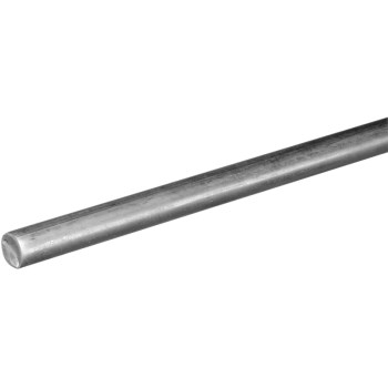 "Unthreaded Rod ~ 1/4"" x 36"""