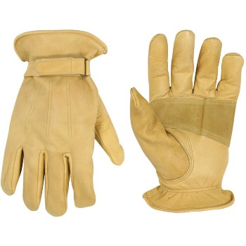 Xl Tan Cwhide Wrk Glove