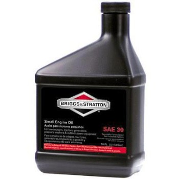 SAE 30 Oil, 18 ounce