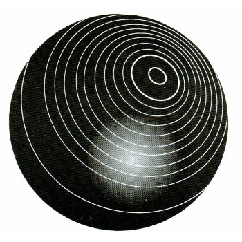 "Ball Float, 7"" Diameter - 3/8"" thread"