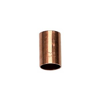 1/2in. Copper Coupling W/O Stop