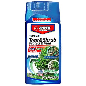 Tree & Shrub Protect & Feed ~ Quart
