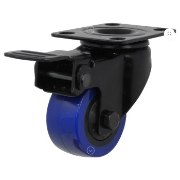 2 Prem Swivel Caster