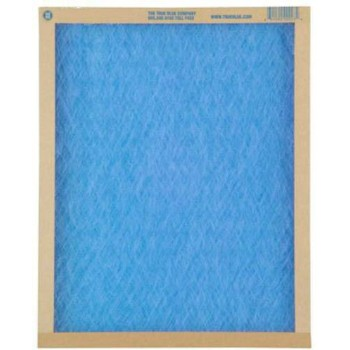 "ProtectPlus   120251 True Blue Fiberglass  1"" Thick Air Filter ~  Approx 20"" x 25"" x 1"""