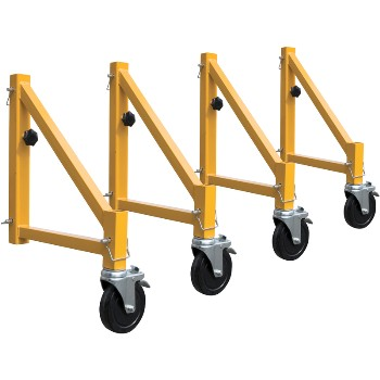 Metaltech/Omega I-CISO4 Scafforld Baker 6 Outriggers ~ Set of 4