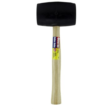 Rubber Mallet ~ 32 Ounce