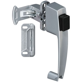 Aluminum Push Button Latch ~ 1 3/4""