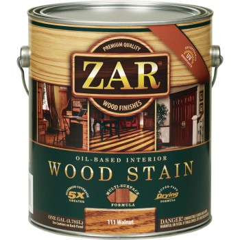 Wood Stain, Walnut ~ 1 Gallon