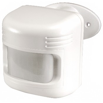 180 Degree Wireless Motion Sensor, White