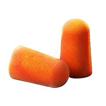 Ear Plugs - Foam - 200 pair