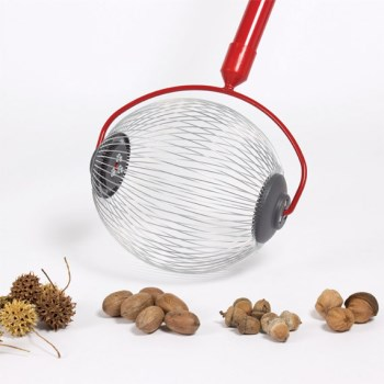 Garden Weasel 95314 Weasel Nut Gatherer ~ Medium