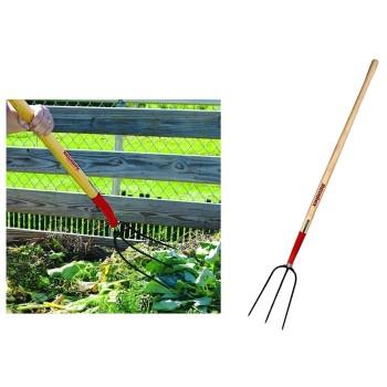 Ames   73115 Razor-Back Hay & Manure Fork  ~ 3-Tine