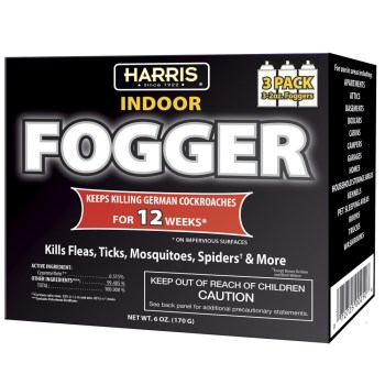 Indoor Insect Fogger ~ 3 Pack