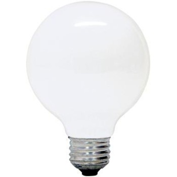 Energy Efficient Halogen Globe Bulb - 43 watt/60 watt ~ Soft White