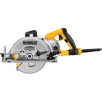7-1/4in. Worm Drive Saw