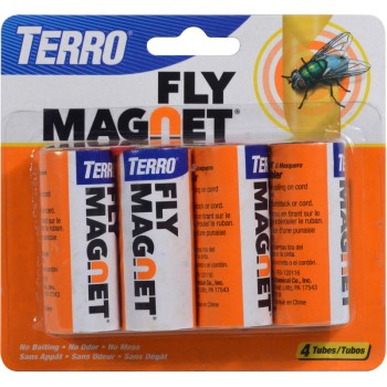 TERRO Fly Catcher Ribbon ~ 4 Pack