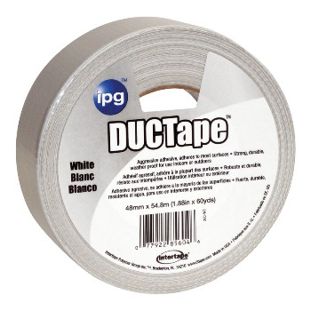 Duct Tape 20C-W2, White 2 inch x 60 yd