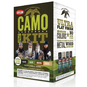Duck Commander Camo Spray Paint Kit