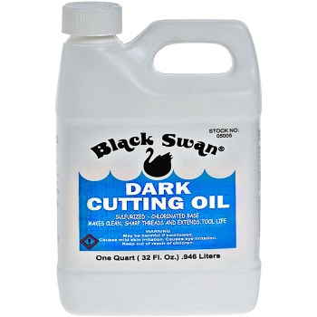 Dark Thread Cutting Oil ~ Quart